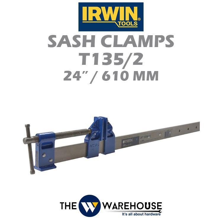 Irwin Sash Clamps T135/2 24