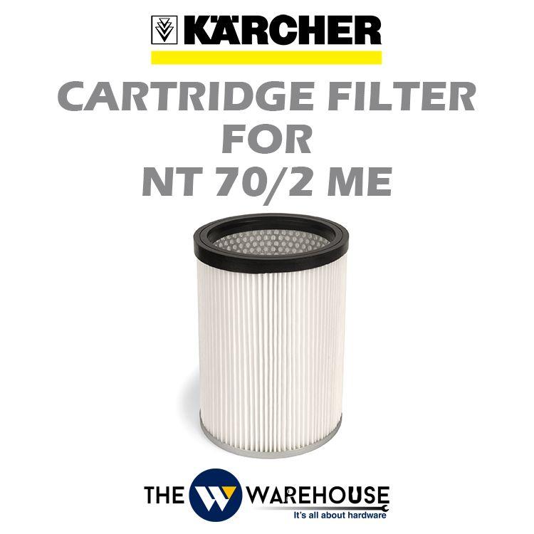 Karcher Cartridge Filter for NT70/2