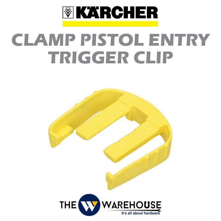 Karcher Clamp Pistol Entry (Trigger Clip)