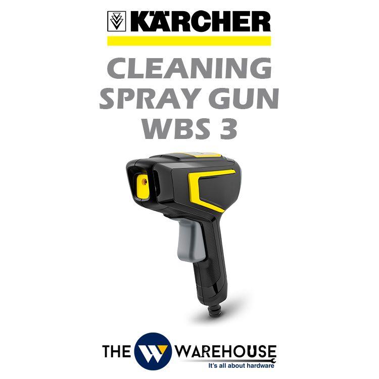 Karcher Cleaning Spray Gun WBS 3