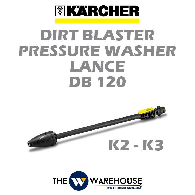 Karcher Dirt Blaster Pressure Washer Lance DB120