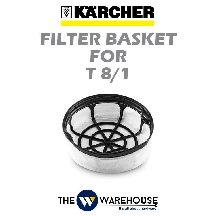 Karcher Filter Basket for T8/1
