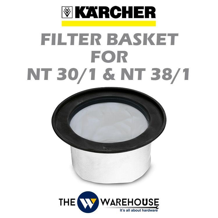 Karcher Filter Basket for NT30/1 & NT38/1