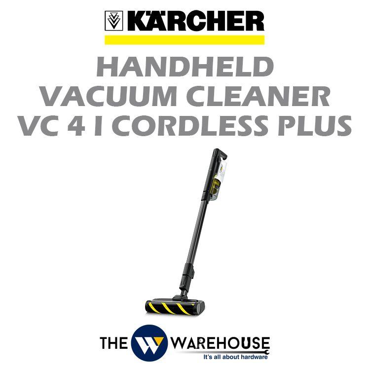 Karcher Handheld Vacuum Cleaner VC4i Cordless Plus