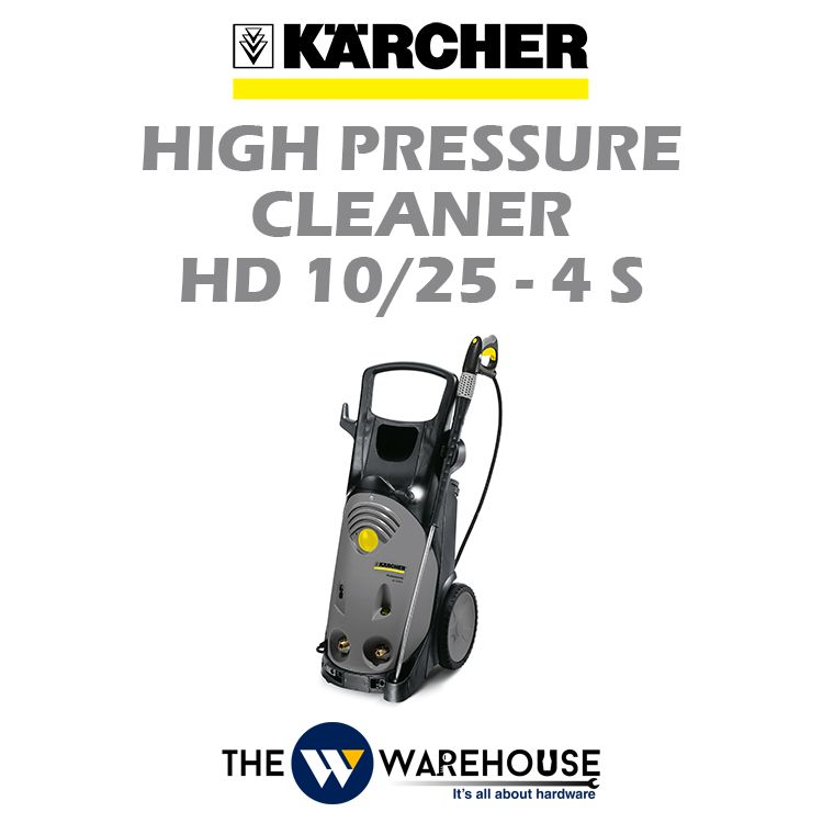 Karcher High Pressure Cleaner HD 10/25-4 S