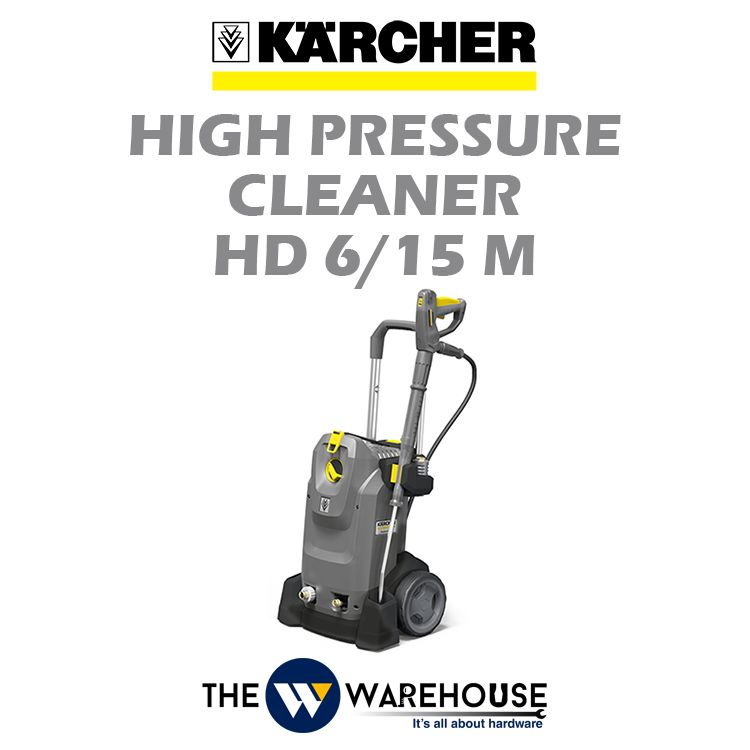 Karcher High Pressure Cleaner HD 6/15 M