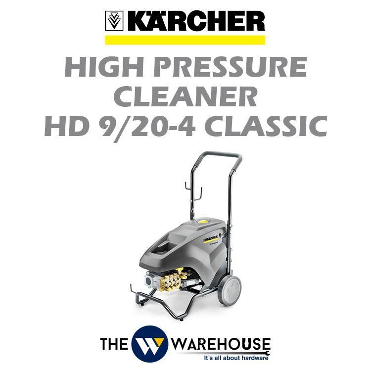 Karcher High Pressure Cleaner HD 9/20-4 Classic