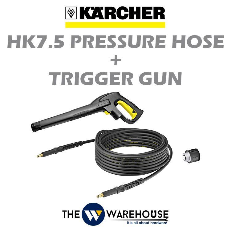Karcher HK7.5 Pressure Hose + Trigger Gun