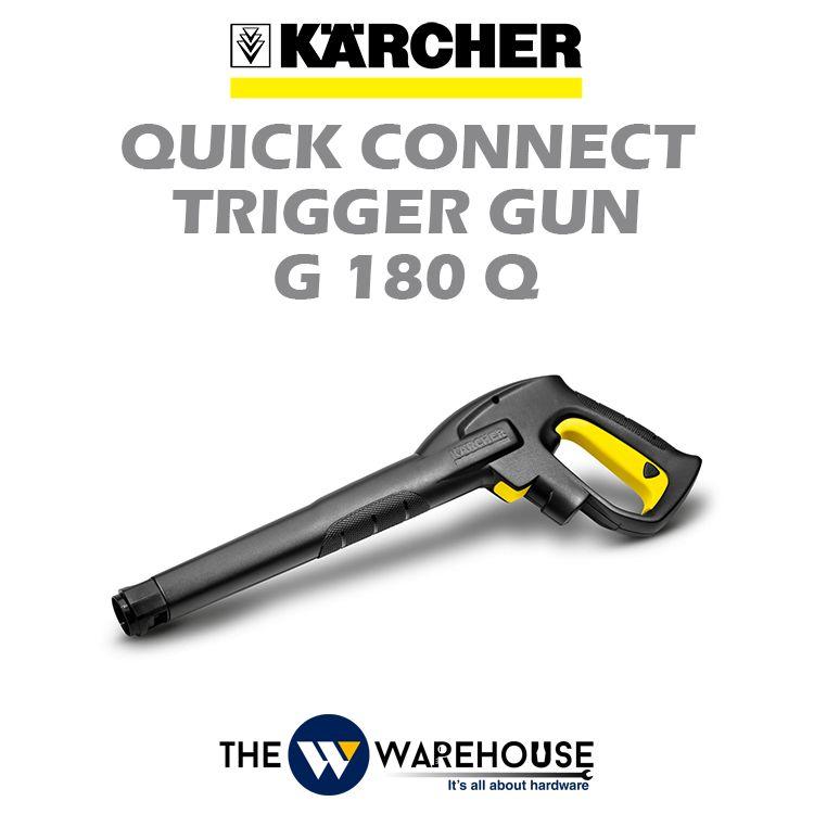 Karcher Quick Connect Trigger Gun G 180 Q