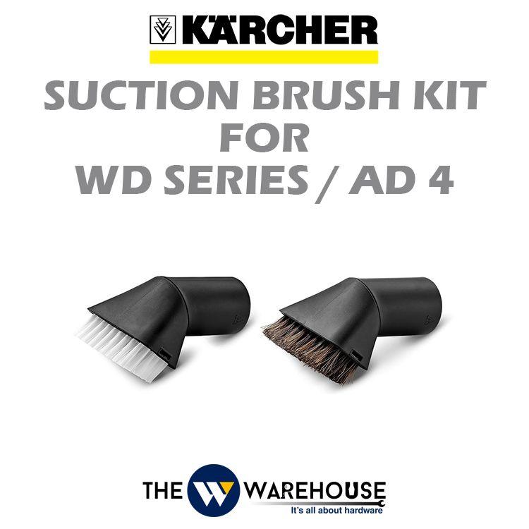 Karcher Suction Brush Kit