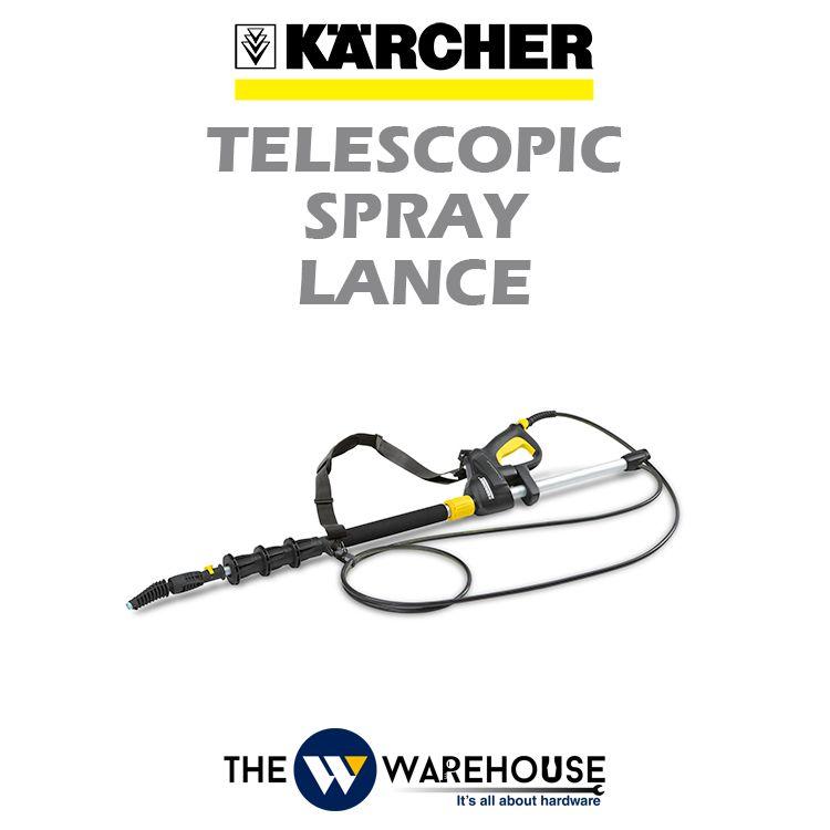 Karcher Telescopic Spray Lance