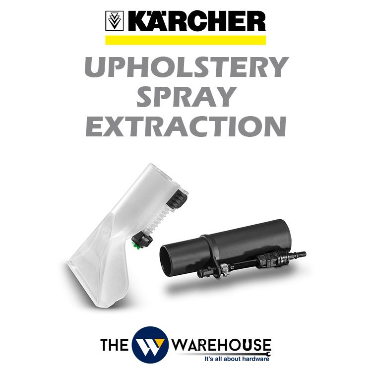Karcher Upholstery Spray Extraction Nozzle
