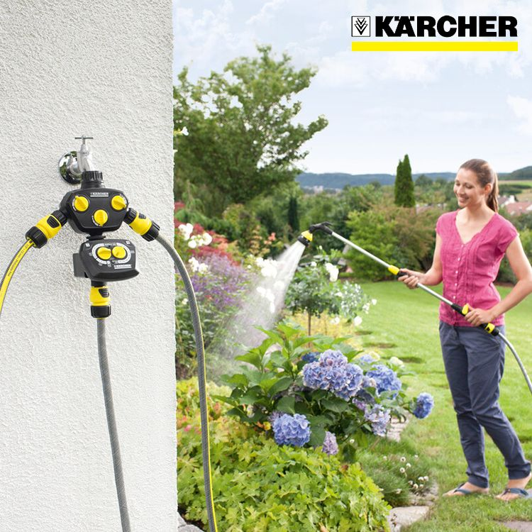 Karcher Watering System