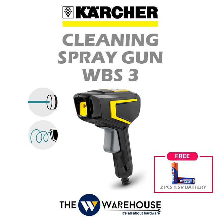 Karcher WBS 3 - Combo 1