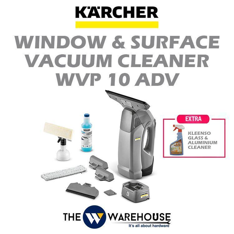 Karcher Window and Surface Vacuum Cleaner WVP 10 ADV