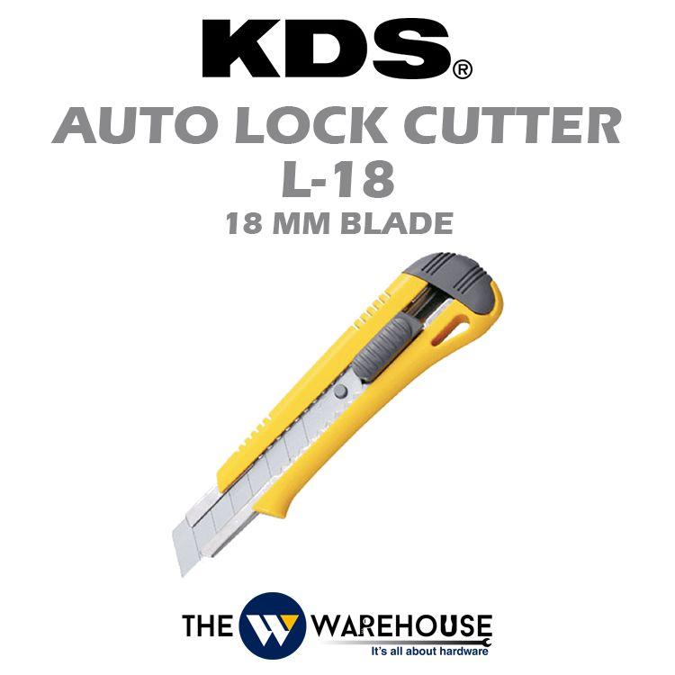 KDS Auto Lock Cutter L-18
