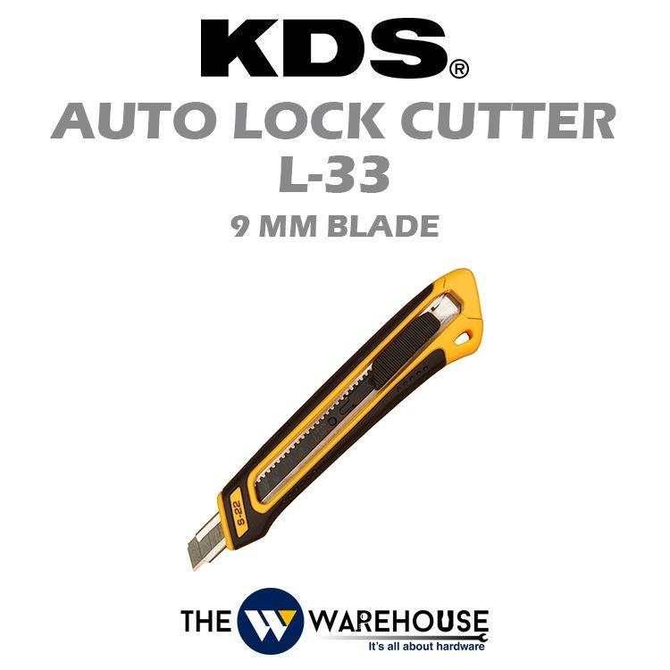 KDS Auto Lock Cutter S-22