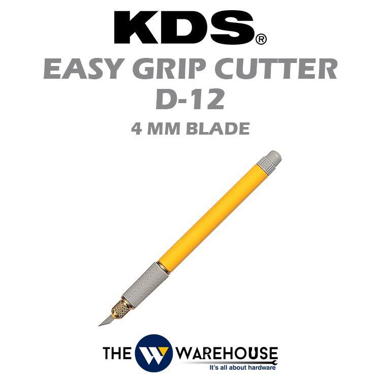 KDS Easy Grip Cutter D-12