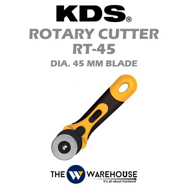 KDS GripFit Rotary Cutter RT-45