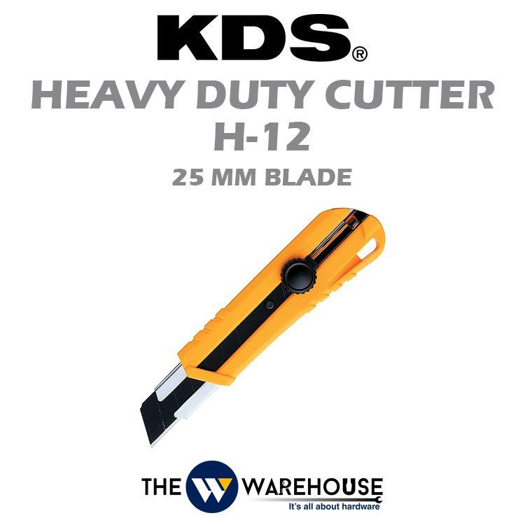 KDS Heavy Duty Cutter H-12