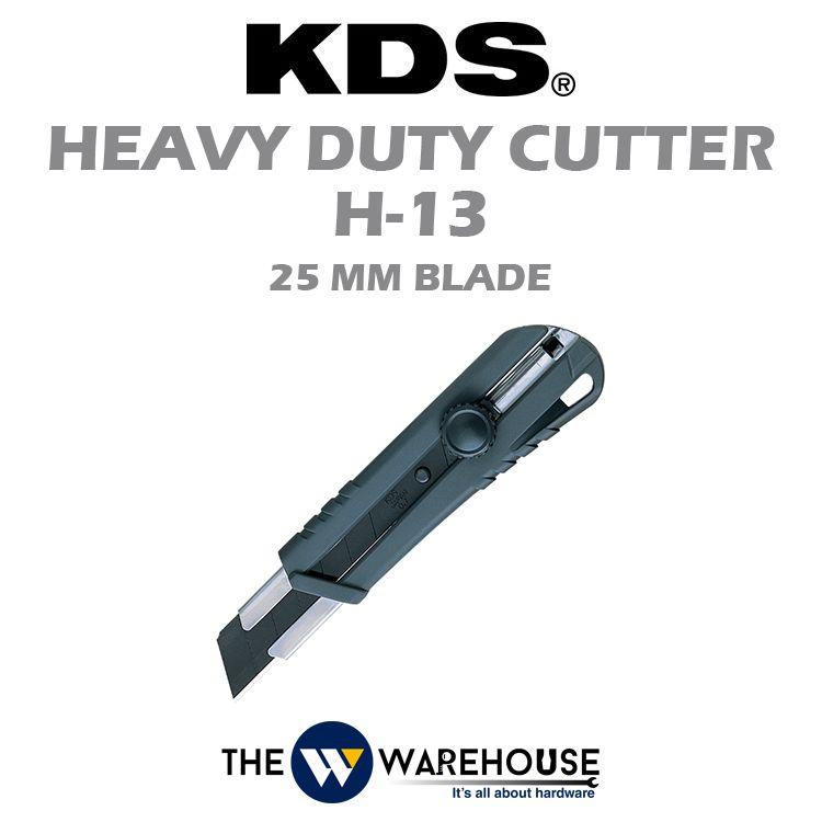 KDS Heavy Duty Cutter H-13