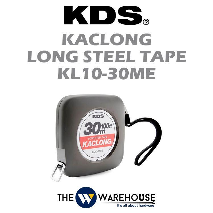 KDS Kaclong Long Steel Tape KL10-30ME