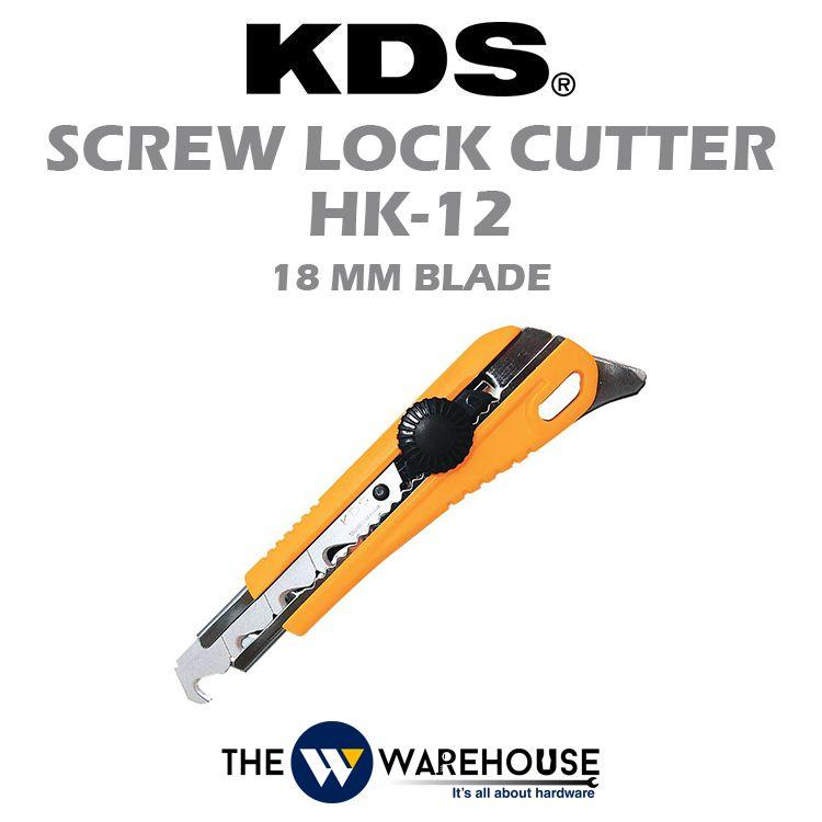 KDS MultiPro Hook It Screw Lock Cutter HK-12