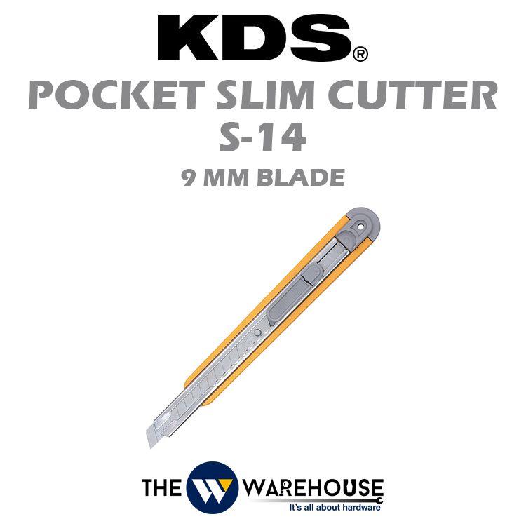 KDS Pocket Slim Cutter S-14