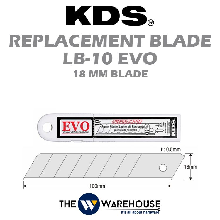 KDS Replacement Blade LB-10 Evo