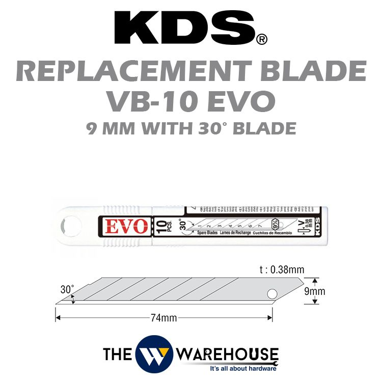 KDS Replacement Blade VB-10 Evo