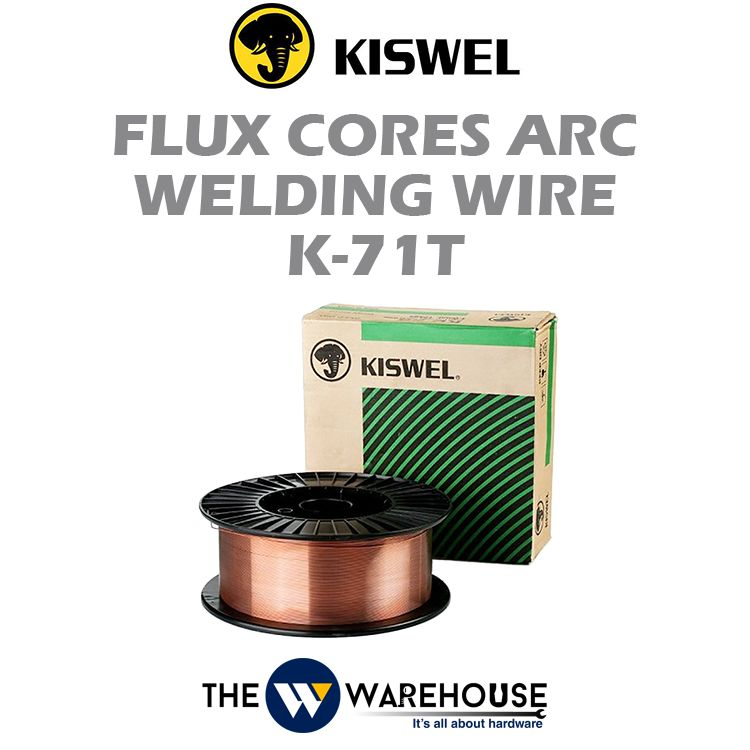 KISWEL K-71T Flux Cores Arc Welding Wire 1.2mm
