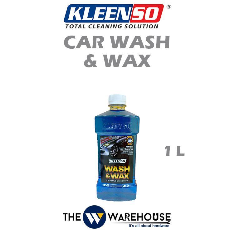 Kleenso Car Wash & Wax