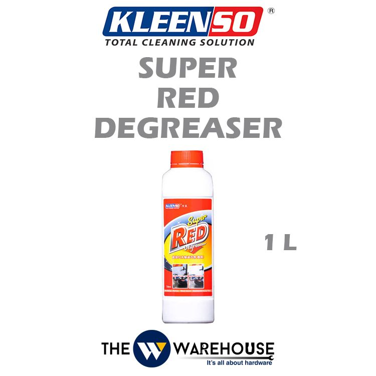 Kleenso Super Red Degreaser