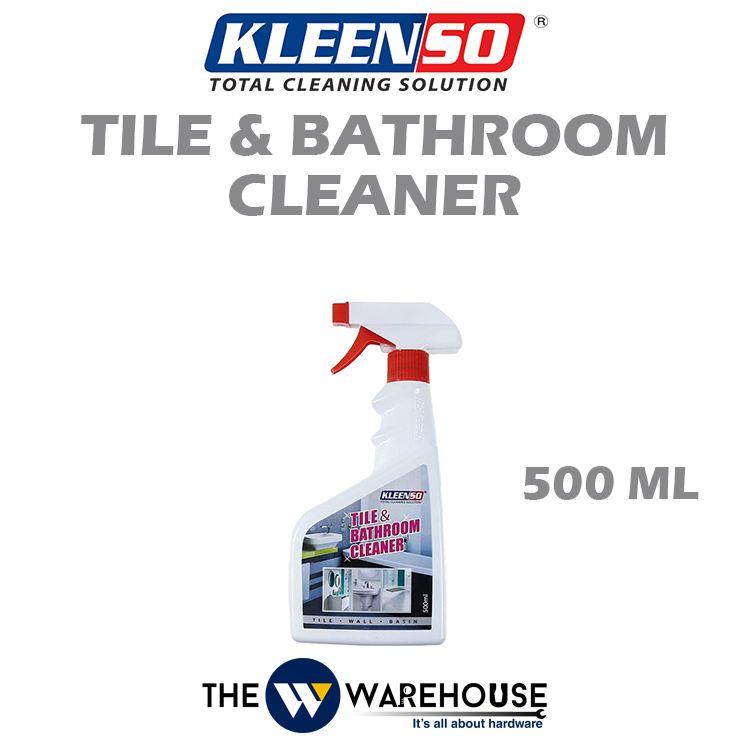 Kleenso Tile & Bathroom Cleaner