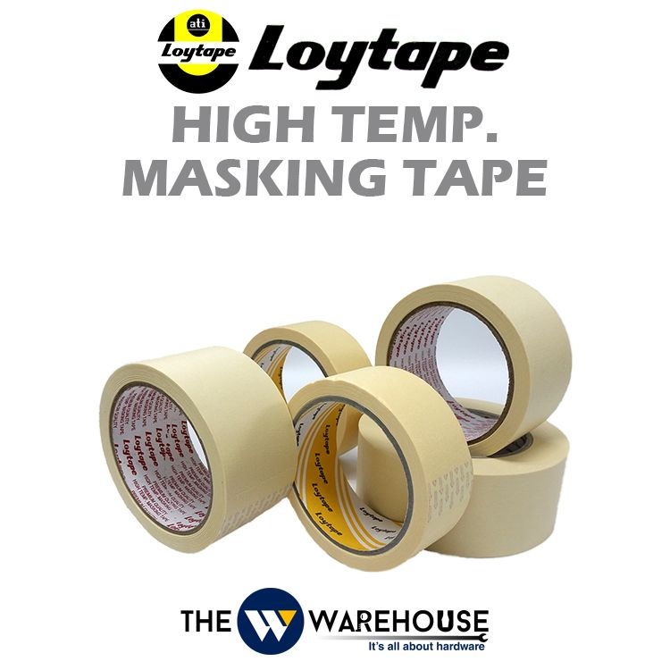 Loytape High Temperature Masking Tape