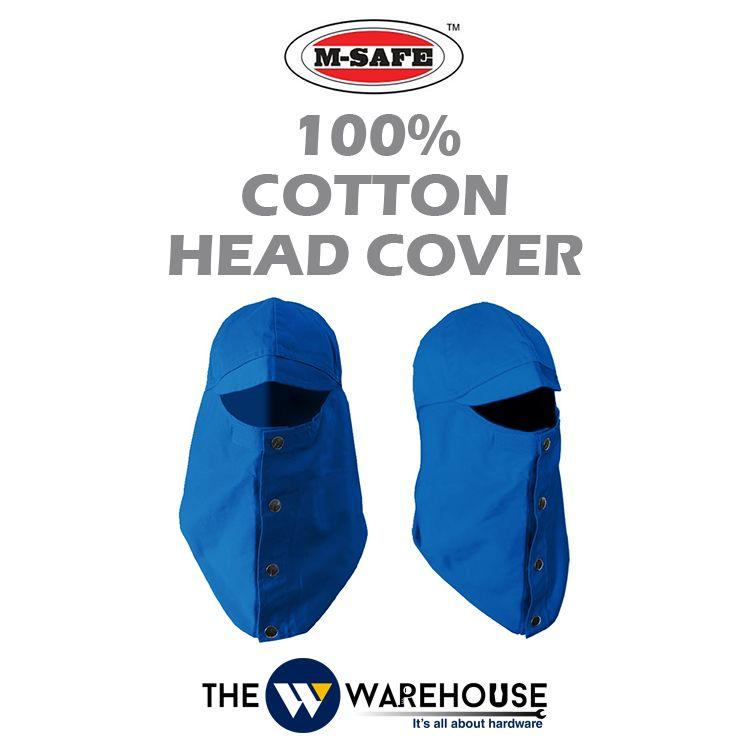 M-SAFE 100% Cotton Head Cover