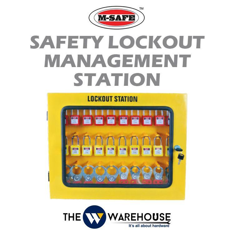 M-SAFE Safety Lockout Management Station