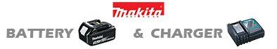 Makita Battery & Charger
