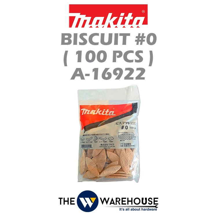 Makita Biscuit #0 A-16922