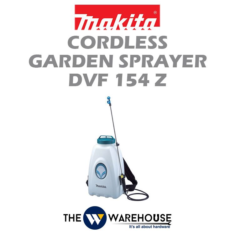 Makita Cordless Garden Sprayer DVF154Z