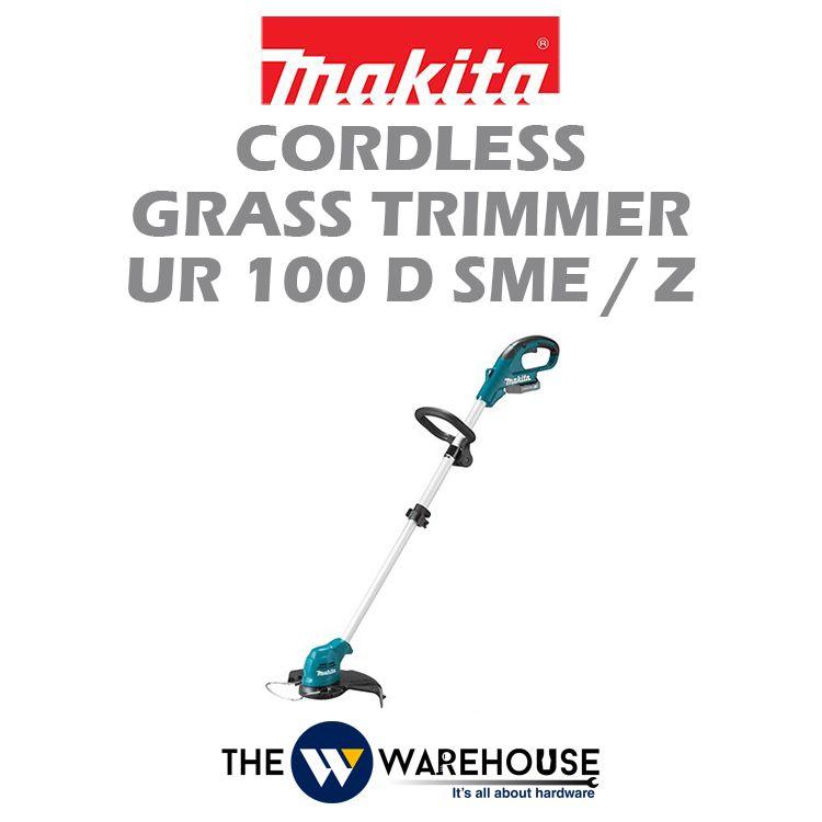 Makita Cordless Grass Trimmer UR100D SME-Z