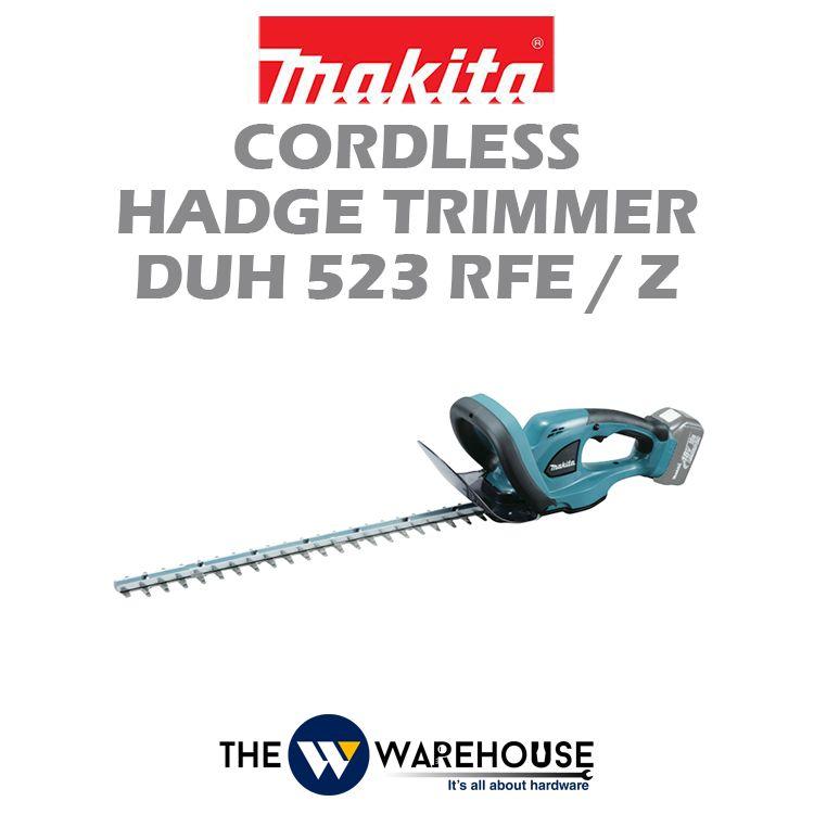 Makita Cordless Hedge Trimmer DUH523 RFE/Z
