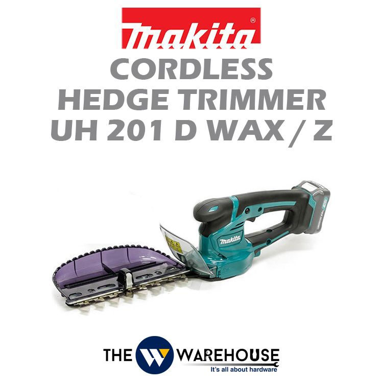 Makita Cordless Hedge Trimmer UH201D WAX-Z