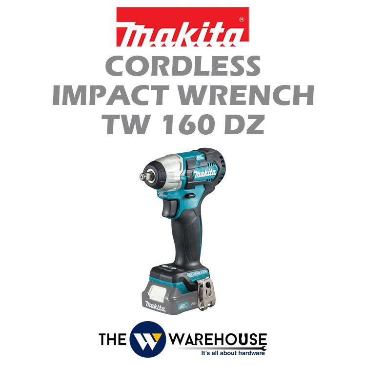 Makita Cordless Impact Wrench TW160DZ