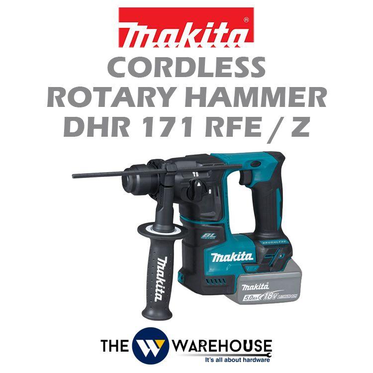 Makita Cordless Rotary Hammer DHR171 RFE-Z