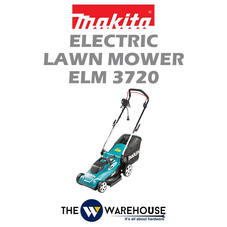 Makita Electric Lawn Mower ELM3720