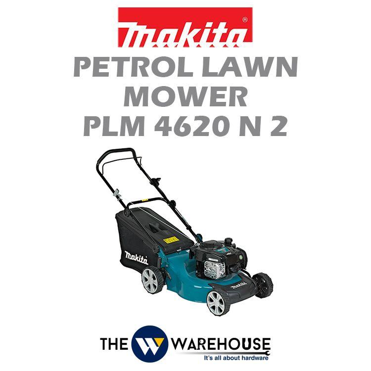 Makita Petrol Lawn Mower PLM4620N2