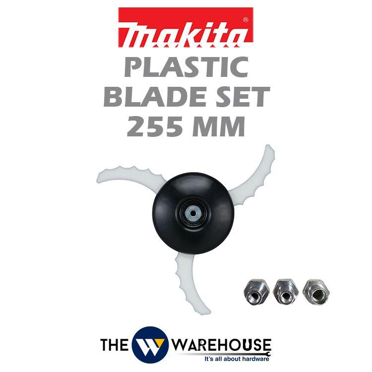 Makita Plastic Blade Set 198384-9
