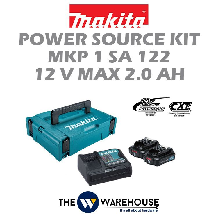 Makita Power Source Kit MKP1SA122