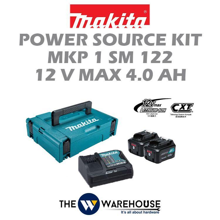 Makita Power Source Kit MKP1SM122